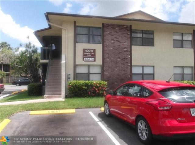 10017 Winding Lake #202, Sunrise, FL 33321 (MLS #F10036902) :: Green Realty Properties