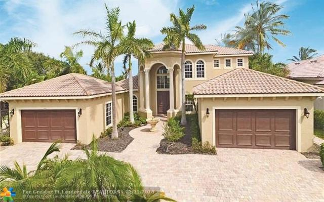646 Lakeside Harbour, Boynton Beach, FL 33435 (MLS #F10037322) :: Green Realty Properties