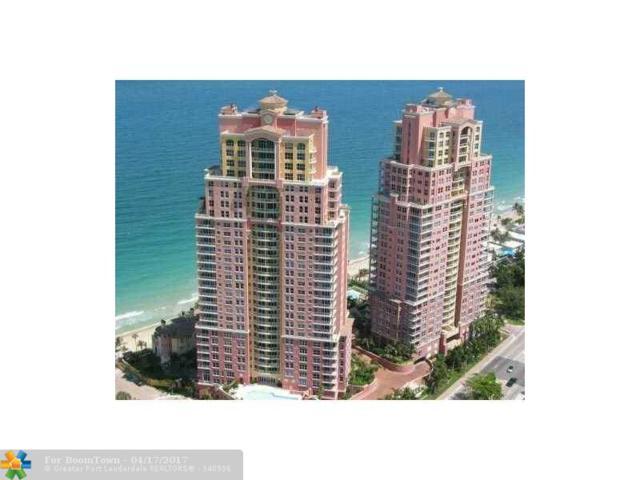 2110 N Ocean Blvd 14A, Fort Lauderdale, FL 33305 (MLS #F10061661) :: Green Realty Properties