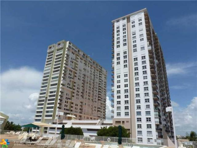 111 Briny Ave #1714, Pompano Beach, FL 33062 (MLS #F10065515) :: Green Realty Properties