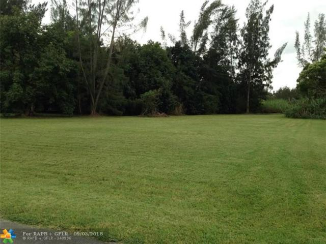18100 SW 52nd Ct, Southwest Ranches, FL 33331 (MLS #F10066628) :: Green Realty Properties
