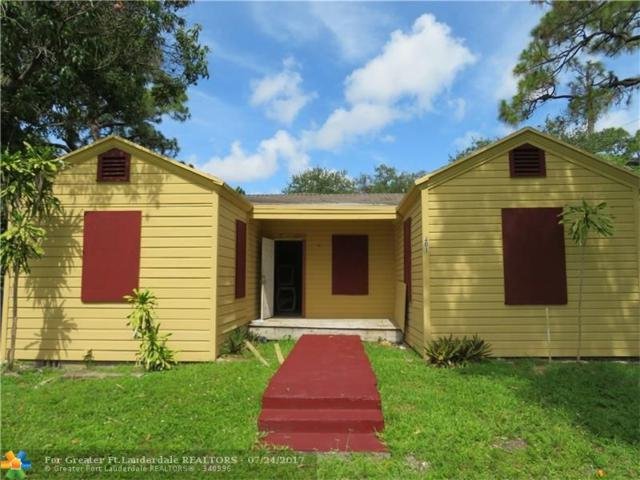 201 SW 11th Ave, Fort Lauderdale, FL 33312 (MLS #F10068864) :: Green Realty Properties