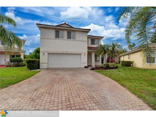 4120 NW 62nd Ct, Coconut Creek, FL 33073 (MLS #F10070847) :: Green Realty Properties