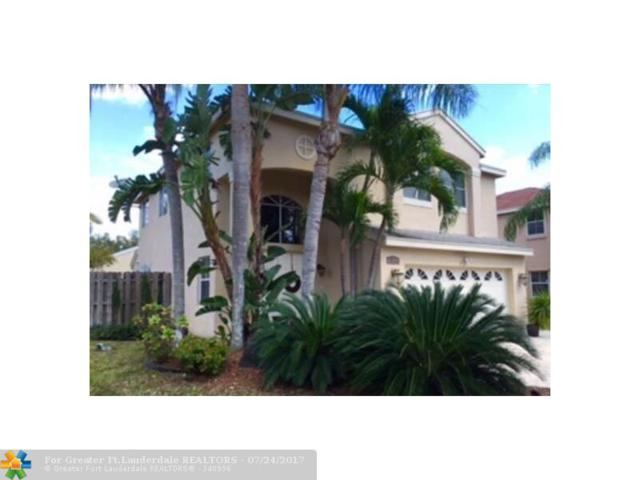 4815 NW 14th St, Coconut Creek, FL 33063 (MLS #F10071596) :: Green Realty Properties