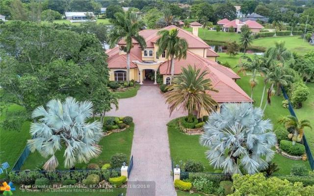 4175 NW 100th Ave, Coral Springs, FL 33065 (MLS #F10071991) :: Green Realty Properties