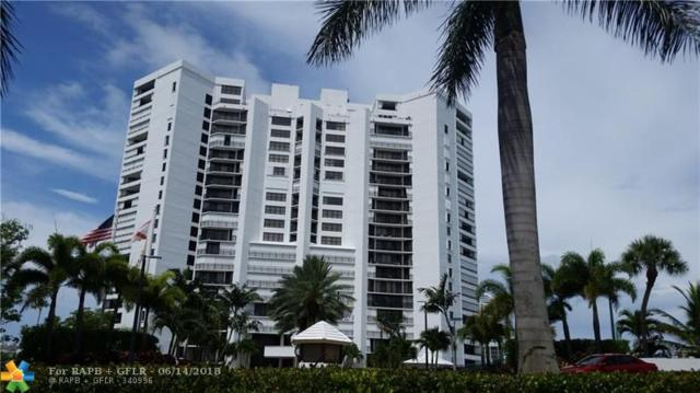 300 Three Islands Blvd #220, Hallandale, FL 33009 (MLS #F10072886) :: Green Realty Properties