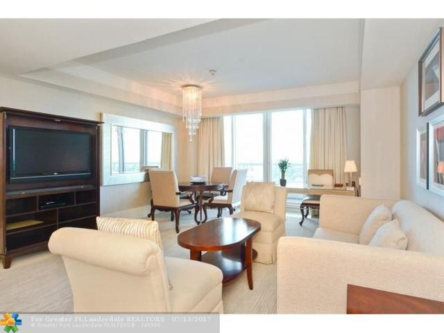 1 N Fort Lauderdale Beach Blvd #1510, Fort Lauderdale, FL 33304 (MLS #F10073068) :: Green Realty Properties