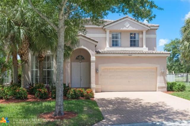 4847 NW 57th Mnr, Coconut Creek, FL 33073 (MLS #F10076885) :: Green Realty Properties