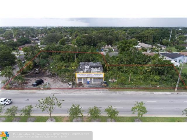 2816 W Sunrise Blvd, Fort Lauderdale, FL 33311 (MLS #F10079004) :: Green Realty Properties