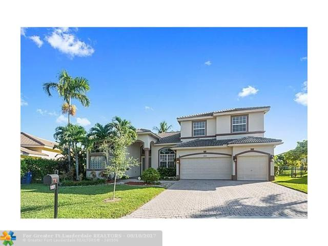 10921 NW 49th Dr, Coral Springs, FL 33076 (MLS #F10080898) :: Green Realty Properties