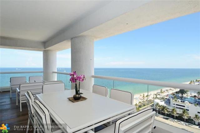551 N Fort Lauderdale Beach Blvd #1014, Fort Lauderdale, FL 33304 (MLS #F10081748) :: Green Realty Properties