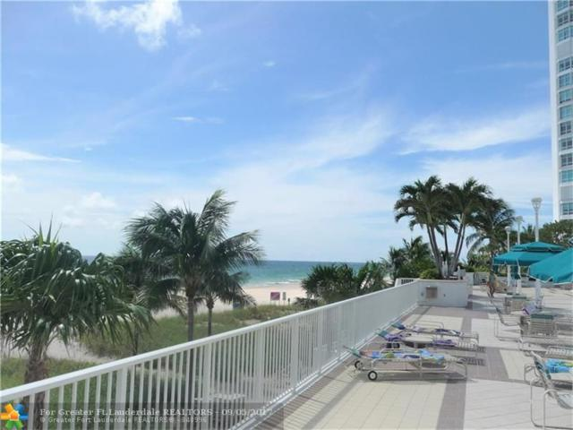 1620 S Ocean Blvd 16-C, Lauderdale By The Sea, FL 33062 (MLS #F10084381) :: Castelli Real Estate Services