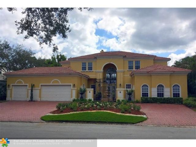 1900 E Colonial Dr, Coral Springs, FL 33071 (MLS #F10086130) :: Green Realty Properties