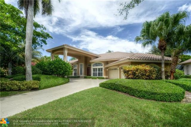 12177 NW 9th Dr, Coral Springs, FL 33071 (MLS #F10086912) :: Green Realty Properties