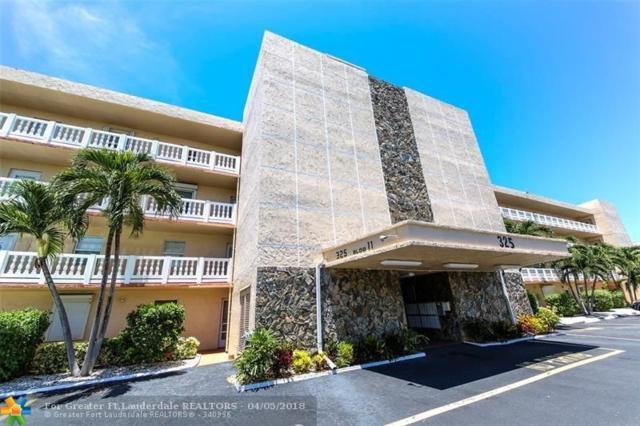325 SE 11th Ter #205, Dania Beach, FL 33004 (MLS #F10087919) :: Green Realty Properties