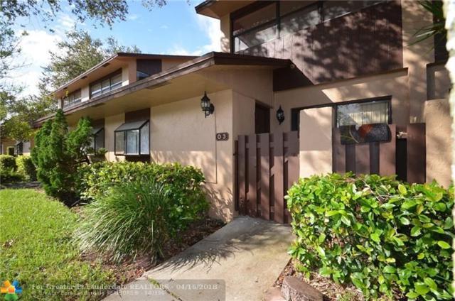7670 NW 79th Ave O3, Tamarac, FL 33321 (MLS #F10088056) :: Green Realty Properties
