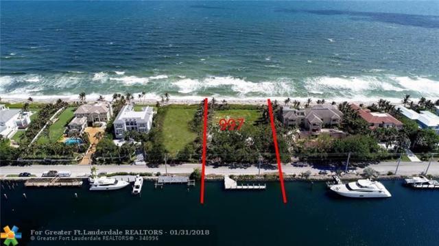997 Hillsboro Mile, Hillsboro Beach, FL 33062 (MLS #F10088777) :: Green Realty Properties