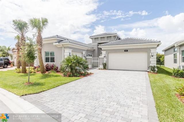 8929 Golden Mountain Circle, Boynton Beach, FL 33473 (MLS #F10091010) :: Green Realty Properties
