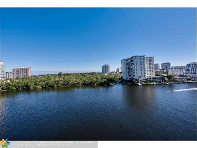 920 Intracoastal Dr #702, Fort Lauderdale, FL 33304 (MLS #F10091245) :: Green Realty Properties