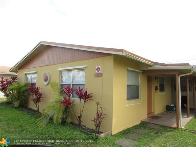 1650 NW 52nd Ave, Lauderhill, FL 33313 (MLS #F10091511) :: Green Realty Properties