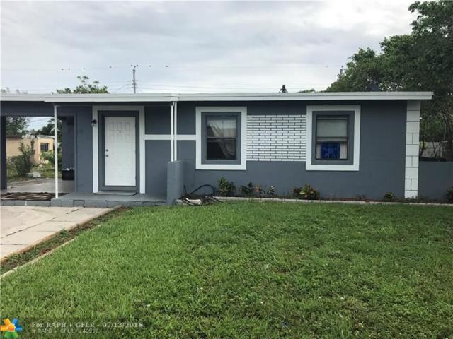 1119 Nw 10th Place, Fort Lauderdale, FL 33311 (MLS #F10092060) :: Green Realty Properties
