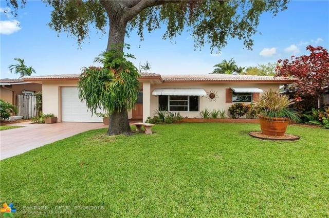 609 NW 28th Ct, Wilton Manors, FL 33311 (MLS #F10092341) :: Green Realty Properties