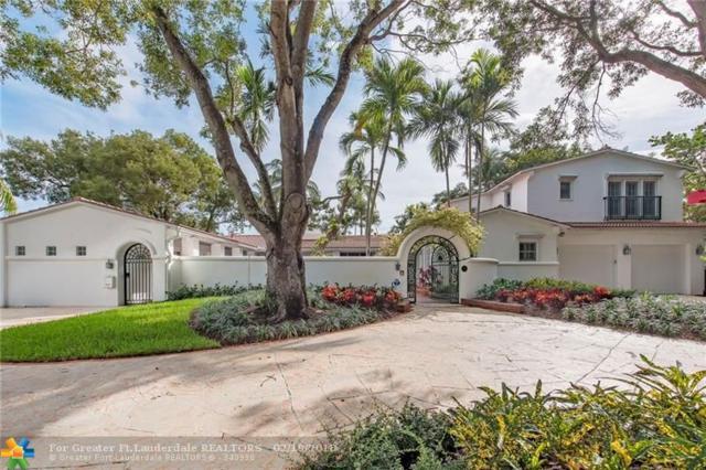 1259 N Rio Vista Blvd, Fort Lauderdale, FL 33301 (MLS #F10092476) :: Green Realty Properties