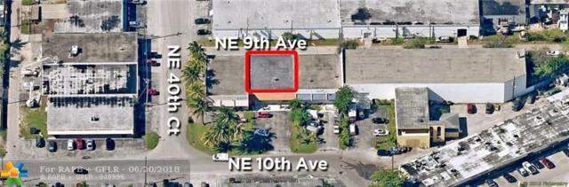 4039 NE 10th Ave, Oakland Park, FL 33334 (MLS #F10093379) :: Green Realty Properties