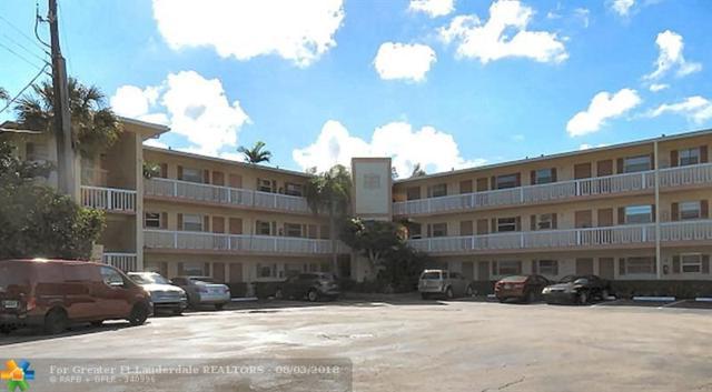 1400 NE 57th Ct #303, Fort Lauderdale, FL 33334 (MLS #F10094240) :: Green Realty Properties