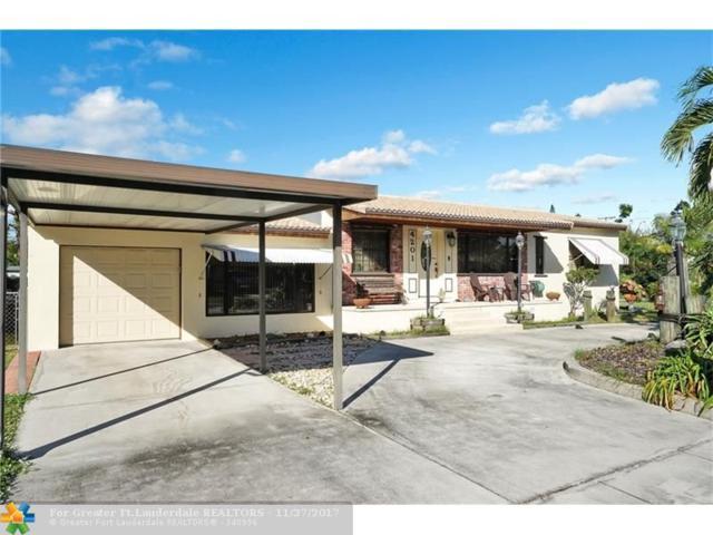 4201 SW 9th St, Plantation, FL 33317 (MLS #F10094597) :: Green Realty Properties