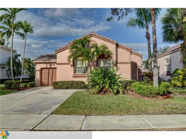 15547 NW 5th St, Pembroke Pines, FL 33028 (MLS #F10094697) :: Castelli Real Estate Services