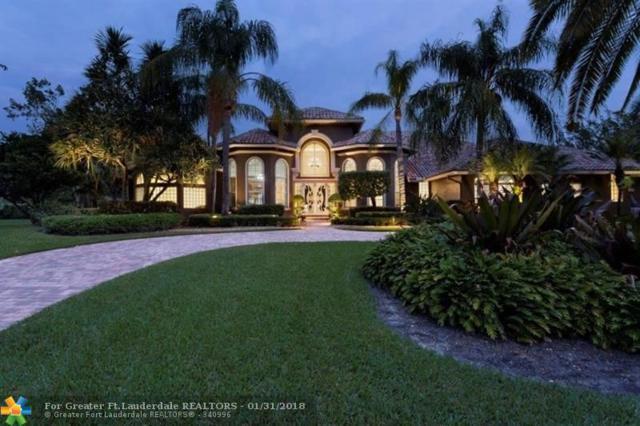 3774 Pine Lake Dr, Weston, FL 33332 (MLS #F10094939) :: Green Realty Properties