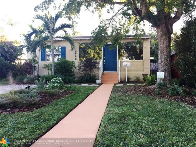 2646 Grant St, Hollywood, FL 33020 (MLS #F10094983) :: Green Realty Properties