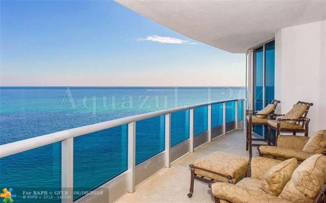 1600 S Ocean Blvd #1204, Lauderdale By The Sea, FL 33062 (MLS #F10095117) :: Green Realty Properties