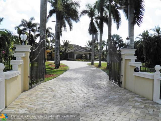 14540 Sunset Ln, Southwest Ranches, FL 33330 (MLS #F10095937) :: Green Realty Properties