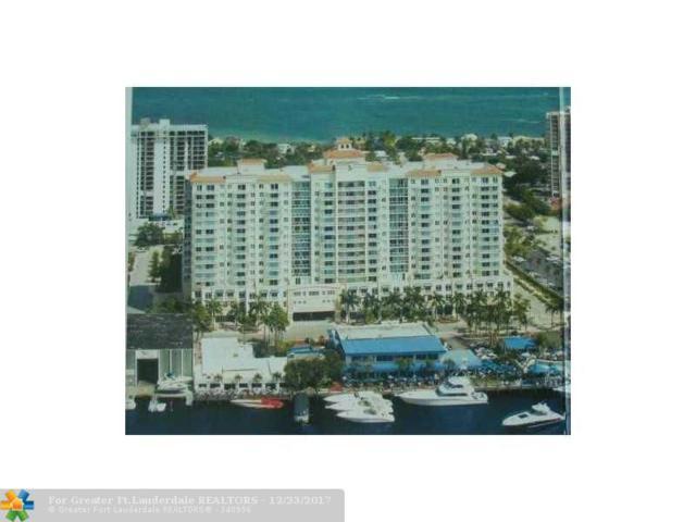 3020 NE 32nd Ave Ph 7, Fort Lauderdale, FL 33308 (MLS #F10096785) :: Green Realty Properties