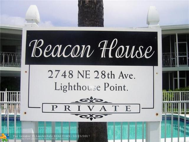 2748 NE 28th Ave #12, Lighthouse Point, FL 33064 (#F10097674) :: The Haigh Group | Keller Williams Realty