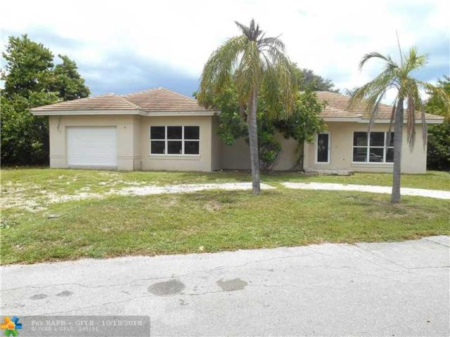 2622 NE 27TH AVE, Lighthouse Point, FL 33064 (MLS #F10100649) :: Green Realty Properties