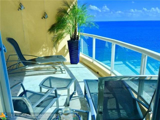 2110 N Ocean Blvd 18D, Fort Lauderdale, FL 33305 (MLS #F10100663) :: Green Realty Properties