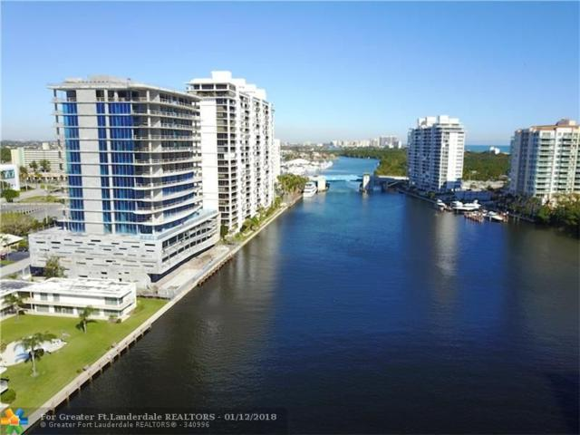 920 Intracoastal Drive #1103, Fort Lauderdale, FL 33304 (MLS #F10101052) :: Green Realty Properties