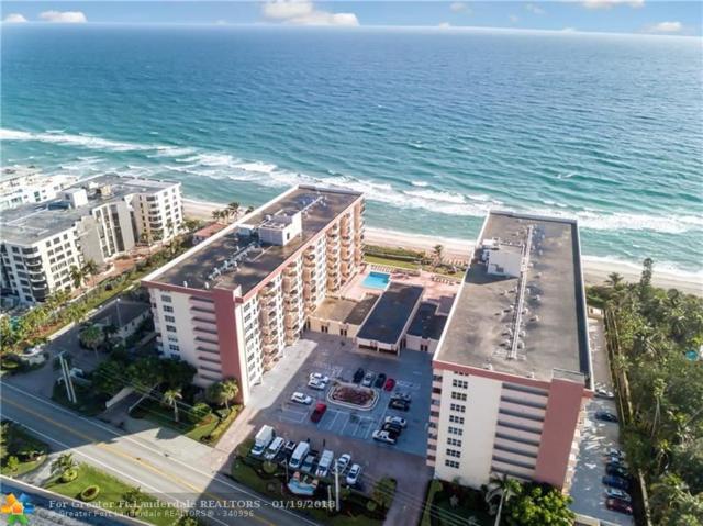 1149 Hillsboro Mile 902 N, Hillsboro Beach, FL 33062 (MLS #F10101207) :: Green Realty Properties