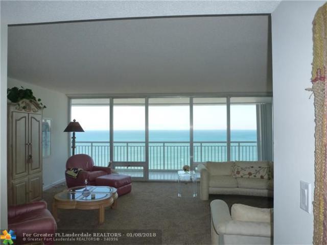 1390 S Ocean Blvd 15C, Pompano Beach, FL 33062 (MLS #F10101453) :: Green Realty Properties