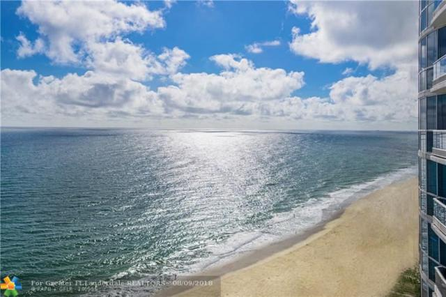 1600 S Ocean Blvd #1803, Lauderdale By The Sea, FL 33062 (MLS #F10102324) :: Green Realty Properties