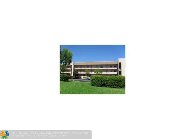 10442 Sunrise Lakes Blvd #307, Sunrise, FL 33322 (MLS #F10102500) :: Green Realty Properties