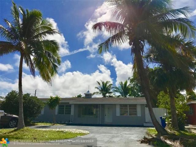 430 NW 40th St, Oakland Park, FL 33309 (MLS #F10102922) :: Green Realty Properties
