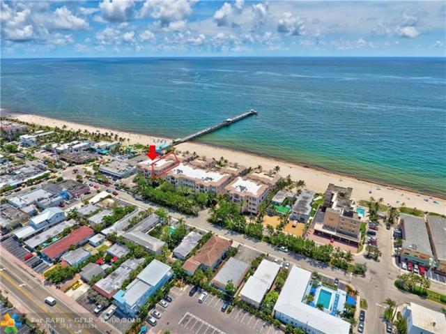 4320 El Mar Dr #403, Lauderdale By The Sea, FL 33308 (MLS #F10102935) :: Green Realty Properties