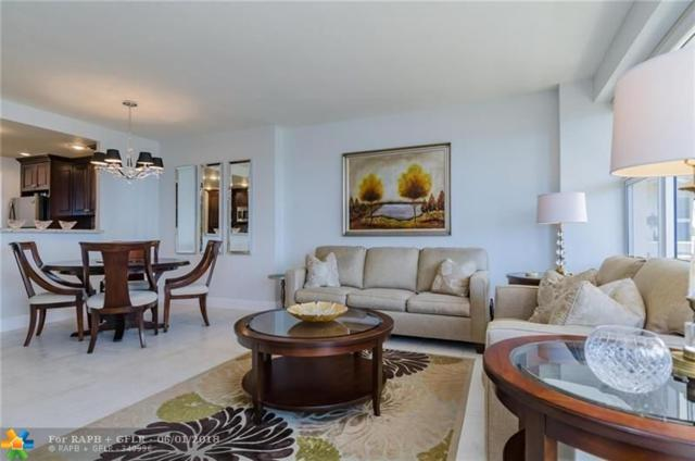 3333 NE 34th St 612A, Fort Lauderdale, FL 33308 (MLS #F10102977) :: Green Realty Properties