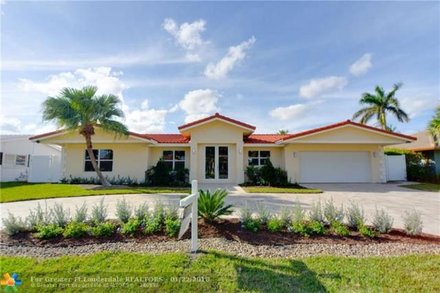 3911 NE 24th Ave, Lighthouse Point, FL 33064 (MLS #F10103196) :: The O'Flaherty Team