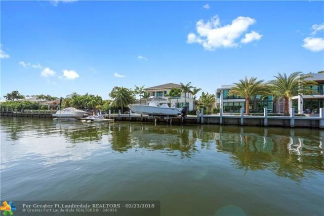 621 Riviera Drive, Fort Lauderdale, FL 33301 (MLS #F10103218) :: Green Realty Properties