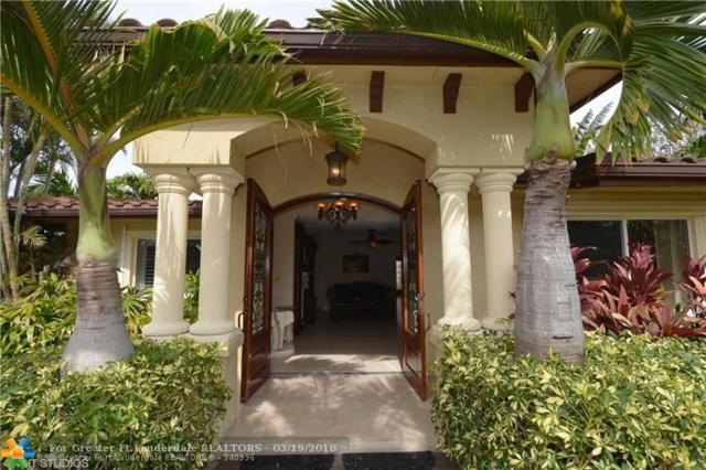 3403 Barton Rd, Pompano Beach, FL 33062 (MLS #F10103814) :: Green Realty Properties